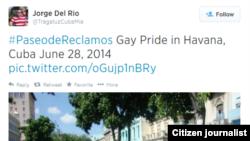 Celebran en La Habana el Día del Orgullo Gay