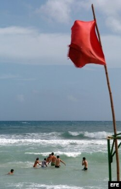Playas del Este de La Habana.