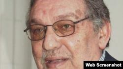 Nicolás Águila, intelectual cubano residente en Madrid