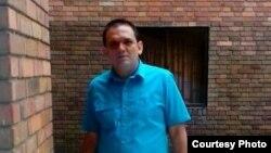 Frank Leyva Mariño, licenciado en Imagenología, escapado de Venezuela.