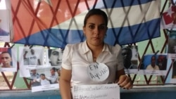 Familiares de presos políticos se suman al ayuno