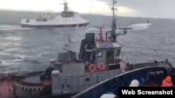 El Tribunal Internacional del Derecho del Mar ordenó que Rusia debe liberar los buques de guerra ucranianos que capturó en noviembre y liberar a 24 marineros detenidos.