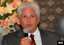 Gustavo Mohme, presidente del Instituto de Prensa de la SIP.