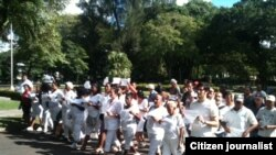 TodosMarchamos Reporta Cuba Domingo 12 diciembre Foto Angel Moya