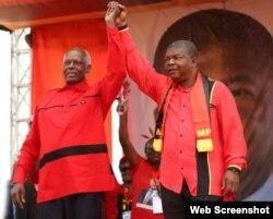 El MPLA declaró como nuevo presidente de Angola al general João Lourenço