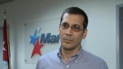 Antonio Rodiles visits the Marti's