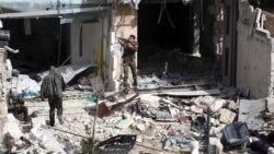 No hay voluntad política para dar solución a conflicto en Siria