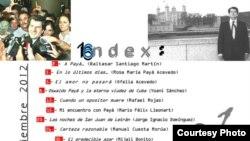 Revista Voces dedicada a Paya fue presentada anoche en La Habana