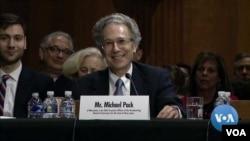 Michael Pack, CEO de la Agencia de Estados Unidos para los Medios Globales.