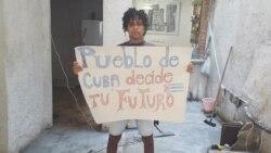 El rapero, activista e integrante del Movimiento San Isidro, Denis Solís. (Imagen de Facebook).