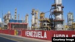 Refinería Venezuela.