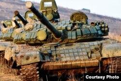 Moscú ya entregó los primeros 20 tanques T-72 de 50 adquiridos por Managua.