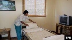 ARCHIVO. Una habitación del hotel Paradise Cosmetic Inn, primero en Latinoamérica especializado en turismo de salud, en Costa Rica.
