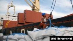 Cuba incrementa sus compras de alimentos en Estados Unidos