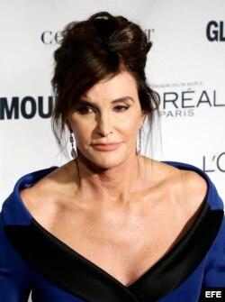 La personalidad televisiva y exatleta estadounidense Caitlyn Jenner.