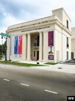 Museo Americano de la Diáspora Cubana.