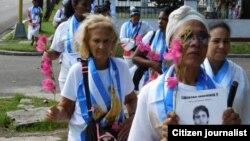 Perfiles de mujeres en la oposición, una serie de Contacto Cuba