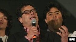 El destituido alcalde de Bogotá, Gustavo Petro