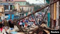 El tornado que arrasó parte de La Habana en tan sólo 16 minutos