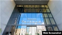El hotel Gran Packard, de la cadena internacional Iberostar.
