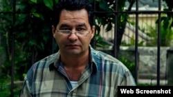 Angel Santiesteban visto por Claudio Fuentes antes de su detención