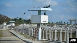 Emblemática prisión cubana, Combinado del Este, en La Habana.