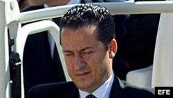 Paolo Gabriele, identificado por fuentes vaticanas como el mayordomo del papa