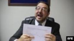 El director del Instituto de Medicina Legal de El Salvador. Foto de archivo.