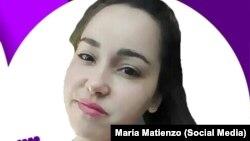 Las activistas Zelandia Perez Abreu y Mary Karla Ares