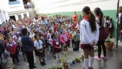 Padres y pedagogos opinan sobre la seguridad en los centros escolares de Cuba
