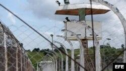 Cuba muestra sus cárceles a la prensa acreditada
