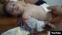 Numerosos niños se contaron entre los más de 1.400 civiles que murieron en agosto tras un ataque con gas sarín en Siria.