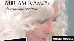 """El disco """"La Canción Cubana"""" de Miriam Ramos con Barbarito Torres, Ernán Lopez-Nussa y Rolando Luna compite como Mejor Álbum Tropical Tradicional."""