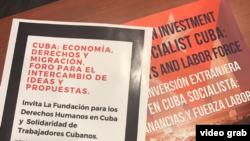Cuba: Economía, Derechos y Migración. foro para el intercambio de ideas y propuestas.
