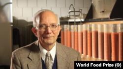 El profesor Rattan Lal, luchador contra el hambre en todo el mundo.
