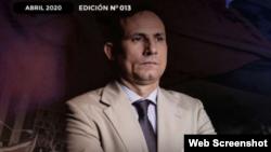 José Daniel Ferrer en la portada de la Revista #DDA.