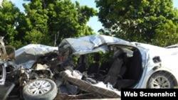 Accidente de tránsito provoca cuatro muertos en Jatibonico