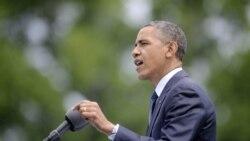 Rivales republicanos parecen no convencidos con promesas de Obama