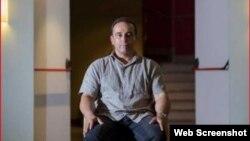 El coordinador nacional del Movimiento Cristiano Liberación, Eduardo Cardet, está preso desde noviembre pasado.