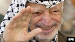 Las causas de la muerte de Yasser Arafat nunca fueron establecidas con exactitud por los médicos franceses que lo trataron.