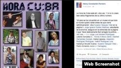 La Hora Cero Reporta Cuba Henri Constantin