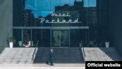 Hotel Grand Packard, en La Habana Vieja.