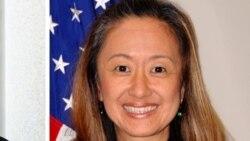 Julie Chung, subsecretaria de Estado para Asuntos del Hemisferio Occidental.