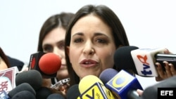 A fines del 2011 salieron a la luz pública escuchas ilegales grabadas a la diputada opositora María Corina Machado.