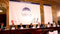 Miembros de la oposición cubana y venezolana volverán a reunirse en el evento Foro 2000
