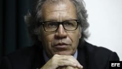 Luis Almagro, nuevo secretario general de la OEA.