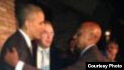 Fariñas: le hablamos a Obama en nombre de toda la disidencia cubana