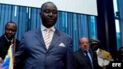 Archivo - El depuesto presidente de la República Centroafricana Francois Bozize.