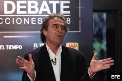 Sergio Fajardo de Coalición Colombia