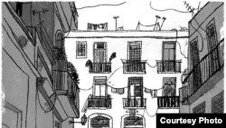 """""""Unas vidas cubanas"""", del ilustrador mexicano Joan Vázquez"""